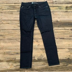 Mossimo | Black Skinny Premium Denim Size 10S Fit4